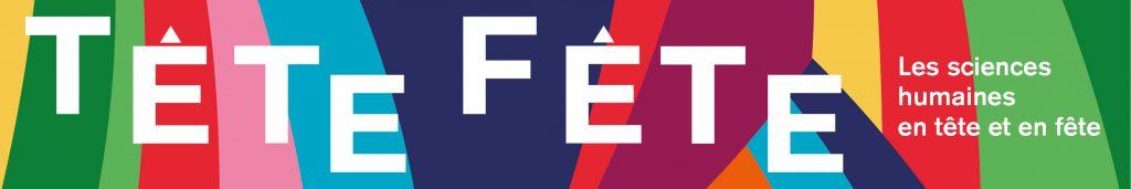 Bandeau publicitaire de l'événement Les sciences humaines en tête et en fête
