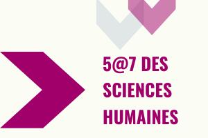 Visuel 5@7 sciences humaines