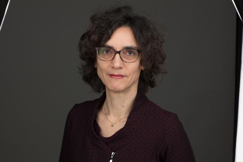 Lucie Dumais, nouvelle vice-doyenne aux études de la faculté