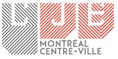 Logo carrefour-jeunesse emploi - Montréal Centre-ville