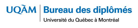 Logo du Bureau des diplômés de l'UQAM