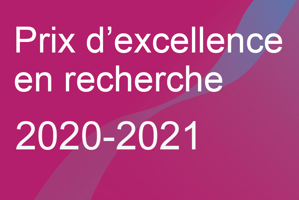 logo prix d'excellence en recherche
